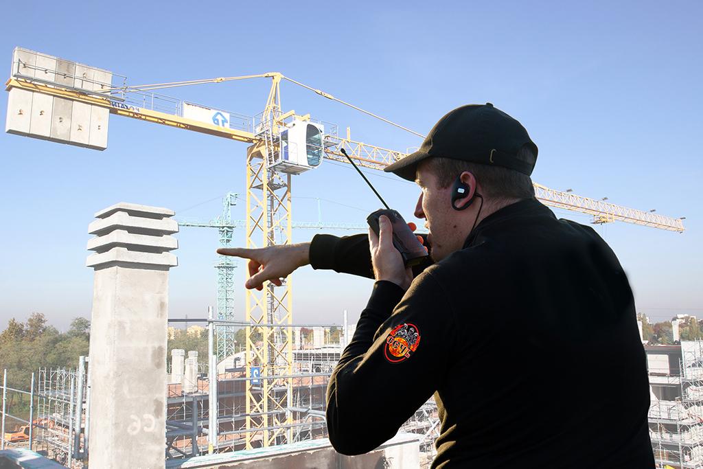 Охрана строительных объектов и площадок